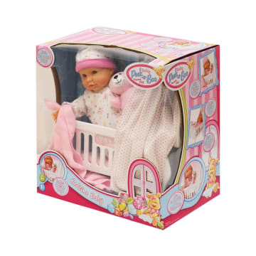 LITTLE GIGGLES BONEKA BAYI EARLY DAY BED ACT 09240_3