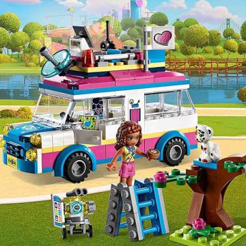 LEGO FRIEND OLIVIA MISSION VEHICLE_4