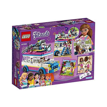 LEGO FRIEND OLIVIA MISSION VEHICLE_6