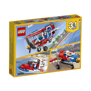 LEGO CREATOR DAREDEVIL STUNT PLANE_5