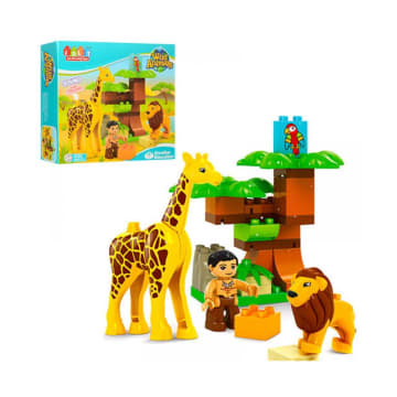 JDLT BLOCK WILD ANIMAL 26 PCS_1