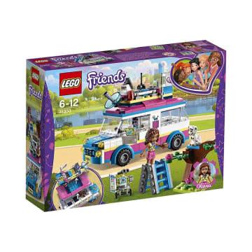 LEGO FRIEND OLIVIA MISSION VEHICLE_5
