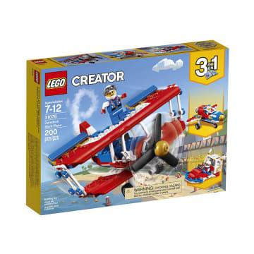 LEGO CREATOR DAREDEVIL STUNT PLANE_4