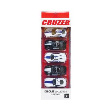CRUZER SET DIECAST P80865-B_1