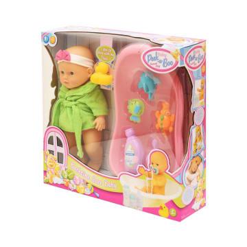 LITTLE GIGGLES BONEKA BAYI BATH TIME CARE BABY_3