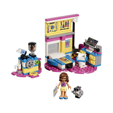 LEGO FRIENDS OLIVIA DELUXE BEDROOM_1