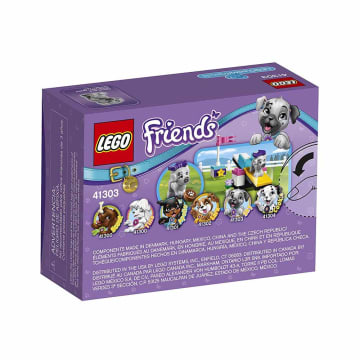 LEGO FRIENDS PUPPY PLAYGROUND 41303_6