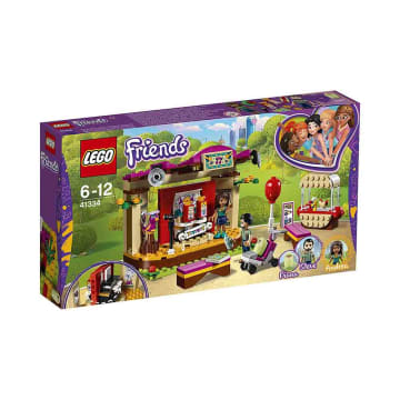 LEGO FRIEND ANDREA PARK PERFORMANCE_4