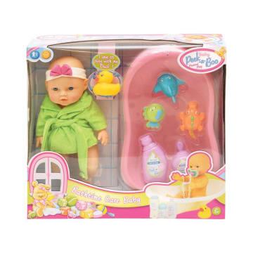 LITTLE GIGGLES BONEKA BAYI BATH TIME CARE BABY_1