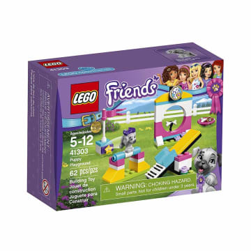 LEGO FRIENDS PUPPY PLAYGROUND 41303_5