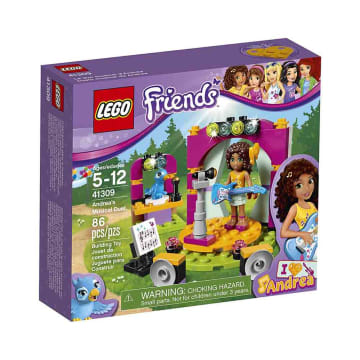 LEGO FRIENDS ANDREA'S MUSICAL DUET 41309_5