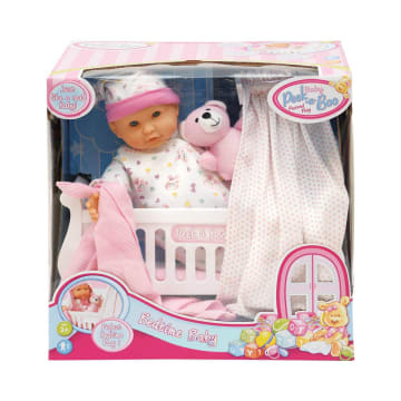 LITTLE GIGGLES BONEKA BAYI EARLY DAY BED ACT 09240_1