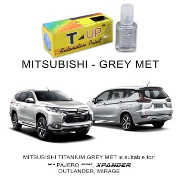 T-UP CAT OLES PENGHILANG GORESAN & BARET (DEEP SCRATCH) MITSUBISHI - TITANIUM GREY_1