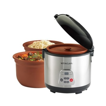VITACLAY RICE & SLOW COOKER 4 LTR_1