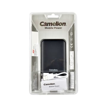 CAMELION POWER BANK 3D PRINTED EXTREME BOOM 6000 MAH_2