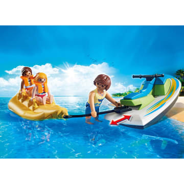 PLAYMOBIL PERSONAL WATERCRAFT WITH BANANA BOAT_6