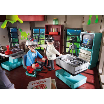 PLAYMOBIL GHOSTBUSTERS HEADQUARTERS_6