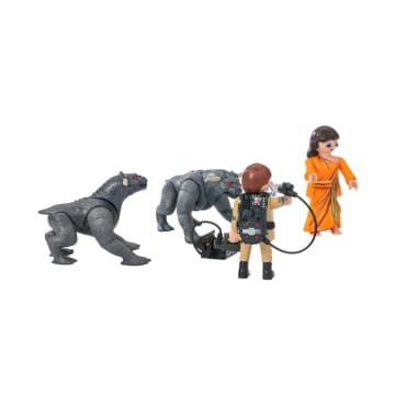 PLAYMOBIL GHOSTBUSTERS GOZER WITH DEMON_3