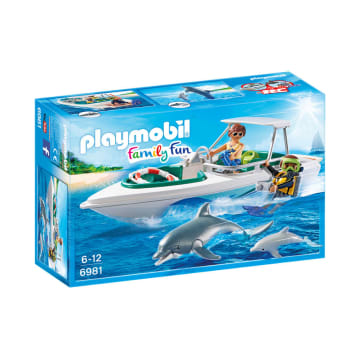PLAYMOBIL DIVING TRIP WITH SPEEDBOAT_1