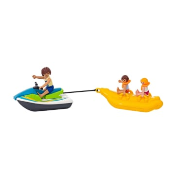 PLAYMOBIL PERSONAL WATERCRAFT WITH BANANA BOAT_4