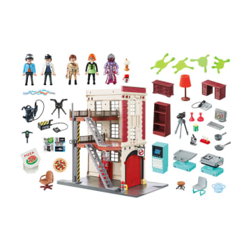 PLAYMOBIL GHOSTBUSTERS HEADQUARTERS_2