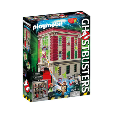 PLAYMOBIL GHOSTBUSTERS HEADQUARTERS_1