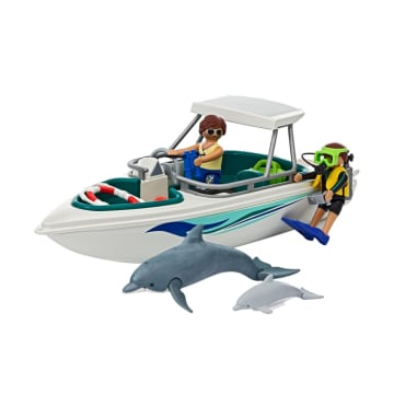 PLAYMOBIL DIVING TRIP WITH SPEEDBOAT_4