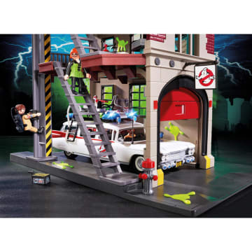 PLAYMOBIL GHOSTBUSTERS HEADQUARTERS_5