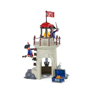 PLAYMOBIL SOLDIER TOWER WITH BEACON_4