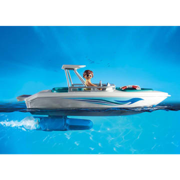 PLAYMOBIL DIVING TRIP WITH SPEEDBOAT_5