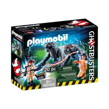 PLAYMOBIL GHOSTBUSTERS GOZER WITH DEMON_1