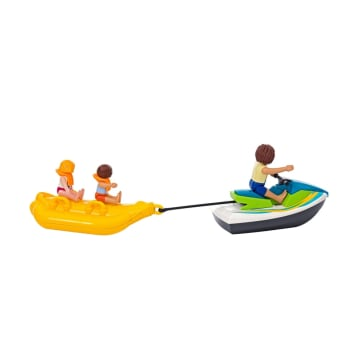 PLAYMOBIL PERSONAL WATERCRAFT WITH BANANA BOAT_3