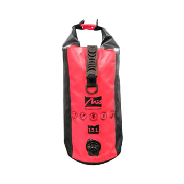 MOUNTAIN INN DRY BAG 15 LTR - MERAH/HITAM_1