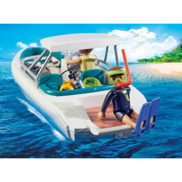 PLAYMOBIL DIVING TRIP WITH SPEEDBOAT_6