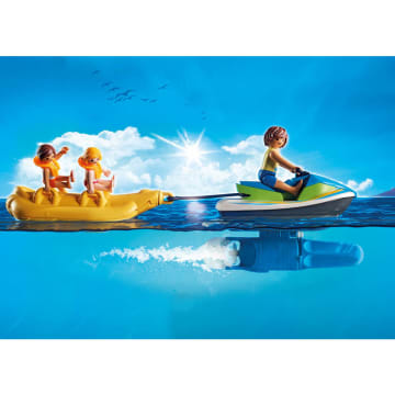 PLAYMOBIL PERSONAL WATERCRAFT WITH BANANA BOAT_5