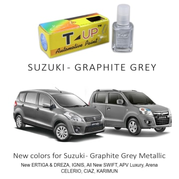 T-UP CAT OLES DEEP SCRATCH REMOVER SUZUKI - GRAPHITE GREY MET_1