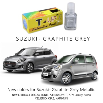 T-UP CAT OLES DEEP SCRATCH REMOVER SUZUKI - GRAPHITE GREY MET_2