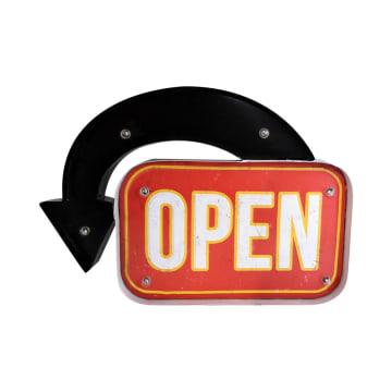 HIASAN DINDING OPEN 83 43.5X5X30.5 CM_1