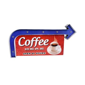 HIASAN DINDING COFFEE 61.5X5X30.5 CM_1