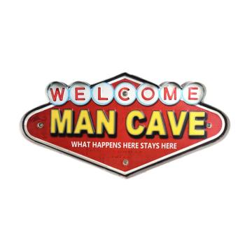 HIASAN DINDING MAN CAVE 69 49X5X25.5 CM_1