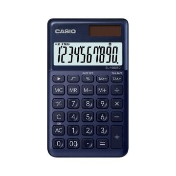 CASIO COLORFUL CALCULATOR SL-1000SC-NY_1