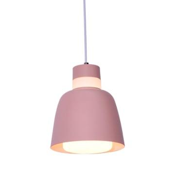 EGLARE LAMPU GANTUNG HIAS PASTEL D18 E27 - PINK_1