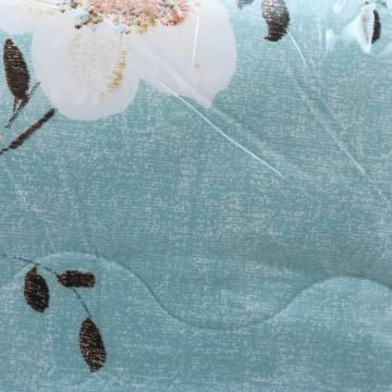 BED COVER MICROFIBER AUTUMN - BIRU_3