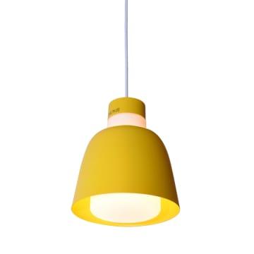 EGLARE LAMPU GANTUNG HIAS PASTEL D18 E27 - KUNING_1