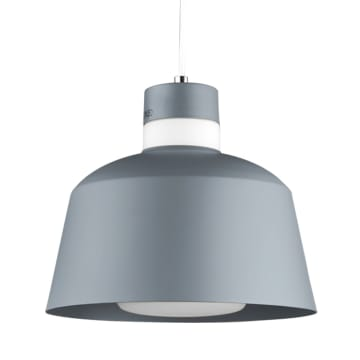 EGLARE LAMPU GANTUNG HIAS PASTEL D25 E27 - ABU-ABU_1