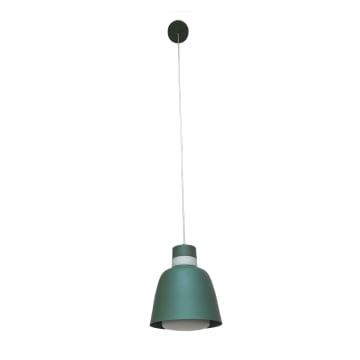 EGLARE LAMPU GANTUNG HIAS PASTEL D18 E27 - HIJAU_1