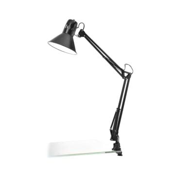 EGLO FIRMO LAMPU MEJA CLIP - HITAM_1