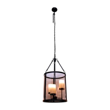 HAILEY LAMPU GANTUNG HIAS 3L - BRONZE_1