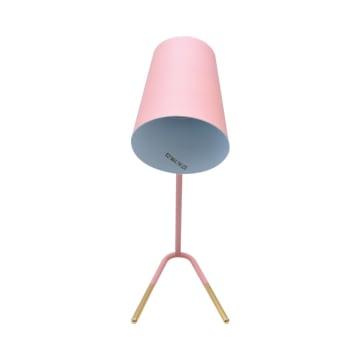 EGLARE LAMPU MEJA PASTEL E27 - PINK_2