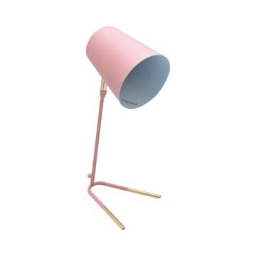 EGLARE LAMPU MEJA PASTEL E27 - PINK_1
